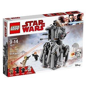75177 LEGO STAR WARS FIRST ORDER HEAVY SCOUT WALKER V39