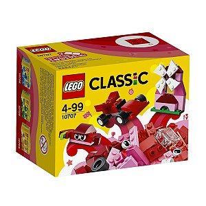 10707 LEGO CLASSIC CAIXA CRIATIVA VERMELHA