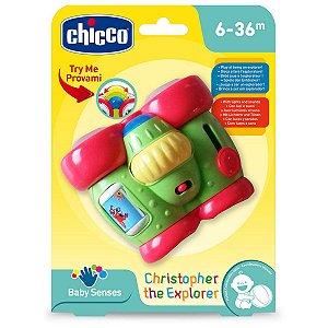 79870 CHICCO PRIMEIRO BRINQUEDO CHRIS, O CURIOSO