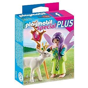 5370 PLAYMOBIL SPECIAL FADA COM CERVO