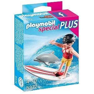 5372 PLAYMOBIL SPECIAL SURFISTA COM GOLFINHO