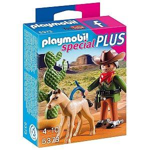 5373 PLAYMOBIL SPECIAL COWBOY COM POTRO