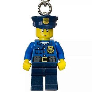 50933 LEGO CITY CHAVEIRO POLÍCIA