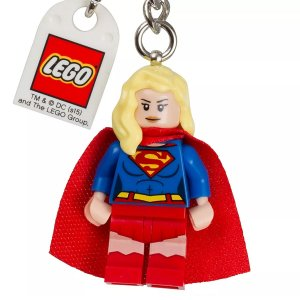 53455 LEGO DC COMICS CHAVEIRO SUPERGIRL