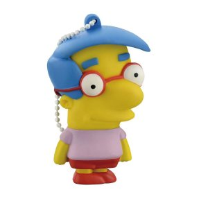 PD075 MULTILASER PENDRIVE 8GB SIMPSONS MILHOUSE