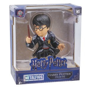 4555 HARRY POTTER METAL DIECAST HARRY POTTER 10CM (H1)
