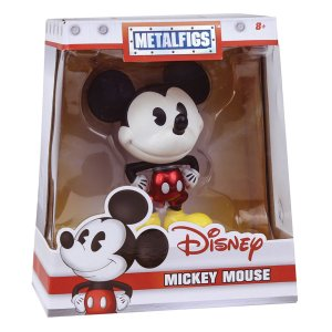 4557 DISNEY METAL DIECAST MICKEY MOUSE 10CM (D4)