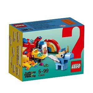 10401 LEGO ANIVERSÁRIO 60 ANOS DIVERSÃO NO ARCO-ÍRIS