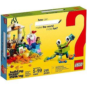 10403 LEGO ANIVERSÁRIO 60 ANOS MUNDO DIVERTIDO