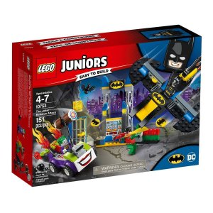 10753 LEGO JUNIORS DC O ATAQUE A BATCAVERNA DO JOKER