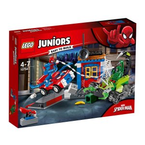 10754 LEGO JUNIORS MARVEL CONFRONTO SPIDER-MAN VS. SCORPION