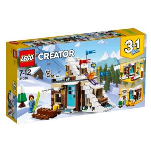 31080 LEGO CREATOR MODULAR DE FÉRIAS DE INVERNO