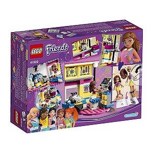 41329 LEGO FRIENDS O QUARTO DA OLIVIA