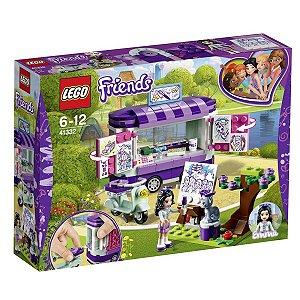 41332 LEGO FRIENDS A BANCA DE ARTE DA EMMA