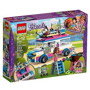 41333 LEGO FRIENDS O VEÍCULO DE MISSÕES DA OLIVIA