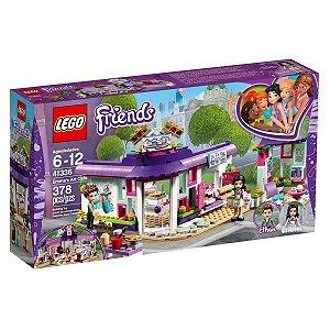 41336 LEGO FRIENDS O CAFÉ DE ARTE DA EMMA