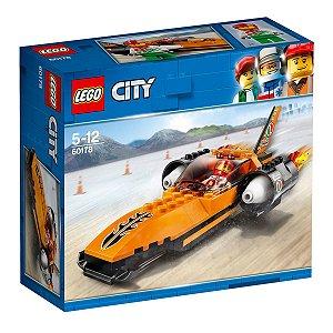 60178 LEGO CITY BATEDOR DE RECORDES DE VELOCIDADE