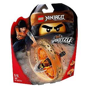 70637 LEGO NINJAGO COLE - MESTRE DE SPINJITZU