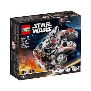 75193 LEGO STARWARS MICROFIGHTER MILLENNIUM FALCON