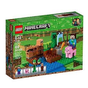 21138 LEGO MINECRAFT A FAZENDA DOS MELÕES