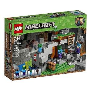 21141 LEGO MINECRAFT A CAVERNA DO ZOMBIE
