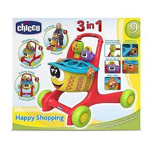 76550 CHICCO EDUCATIVO BABY SHOPPER - PRIMEIROS PASSOS
