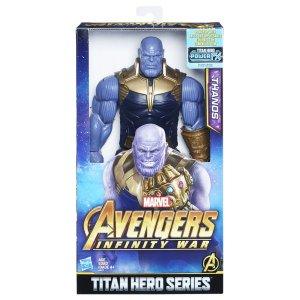 E0572 MARVEL TITAN HERO 30CM THANOS
