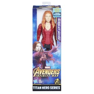E2170 MARVEL TITAN HERO 30CM SCARLET WITCH