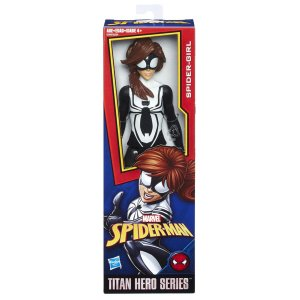 E2324 MARVEL TITAN HERO 30CM SPIDER GIRL