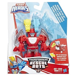 A7024 TRANSFORMERS PLAYSKOOL RESCUE BOTS - HEATWAVE DRAGON