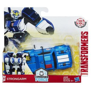 B0068 TRANSFORMERS ROBOTS INS DISGUISE COMBINER STRONGARM