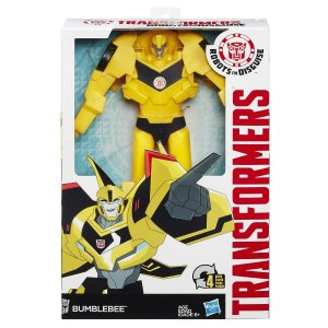 B2238 TRANSFORMERS ROBOTS IN DISGUICE BUMBLEBEE