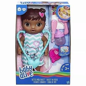 C2693 BABY ALIVE CUIDA DE MIM NEGRA
