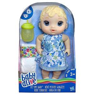 E0385 BABY ALIVE HORA DO XIXI LOIRA