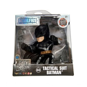 4735 DC COMICS METAL DIECAST 6CM TACTICAL SUIT BATMAN M540