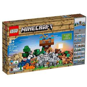 21135 LEGO MINECRAFT A CAIXA DE MINECRAFT 2.0