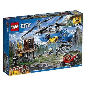 60173 LEGO CITY DETENCAO NA MONTANHA