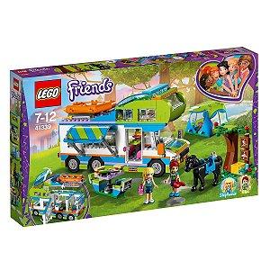 41339 LEGO FRIENDS O TRAILER DA MIA