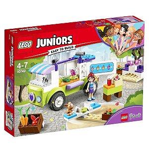 10749 LEGO FRIENDS O MERCADO DE ALIMENTOS ORGANICOS DA MIA