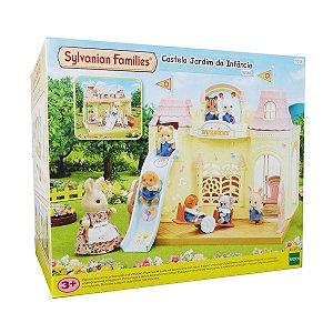 5316 SYLVANIAN FAMILIES CASTELO JARDIM DA INFÂNCIA