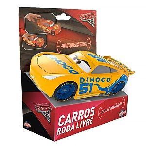 29501 DISNEY CARROS RODA LIVRE CRUZ RAMIRES 12CM