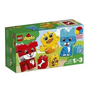 10858 LEGO DUPLO O MEU PRIMEIRO QUEBRA-CABEÇAS
