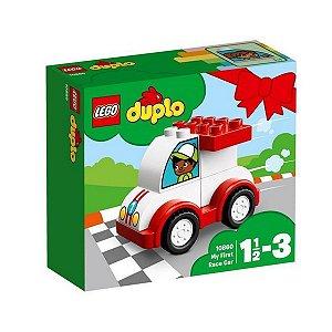 10860 LEGO DUPLO O MEU PRIMEIRO CARRO DE CORRIDA