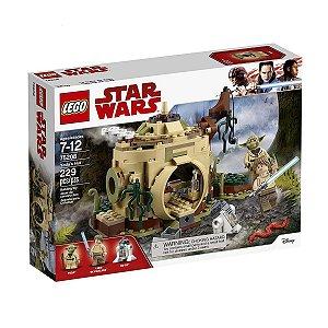 75208 LEGO STARWARS A CABANA DE YODA