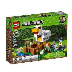 21140 LEGO MINECRAFT O GALINHEIRO
