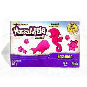 1801 MASSA AREIA CORES NEON ROSA 227G