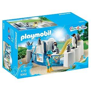 9062 PLAYMOBIL ZOOLÓGICO PINGUINS