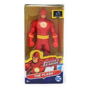 DWV36 DC COMICS LIGA DA JUSTIÇA THE FLASH 15CM
