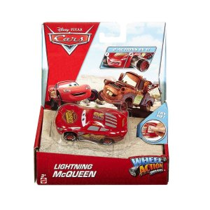 DKV38 DISNEY CARROS WHELL ACTION DRIVERS RELÂMPAGO MCQUEEN