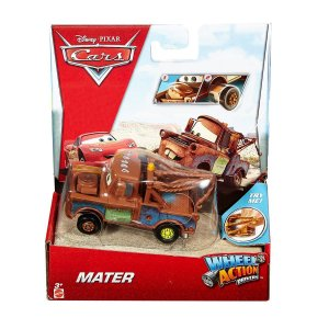 DKV38 DISNEY CARROS WHELL ACTION DRIVERS MATE